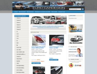 accessoires-mercedes.com screenshot