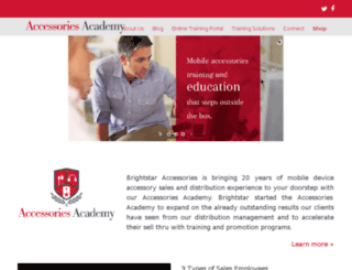 accessoriesacademy.com screenshot