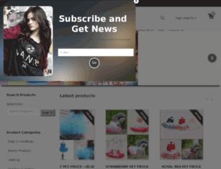 accessorizeyourself.pk screenshot