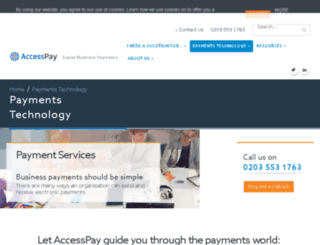 accesstreasury.com screenshot