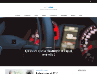 accesun.com screenshot