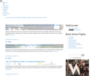 accidentaltravelwriter.typepad.com screenshot