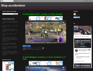 accidentero.blogspot.com screenshot