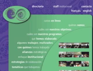 acciona.org.mx screenshot