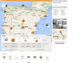 accionam.meteogroup.es screenshot