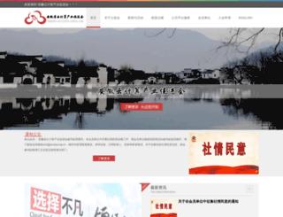 accipa.org.cn screenshot