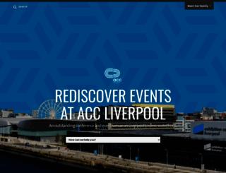 accliverpool.com screenshot
