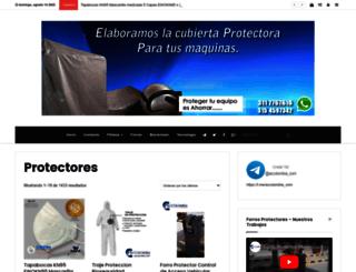 accolombia.com screenshot