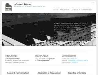 accord-piano-caillet.fr screenshot