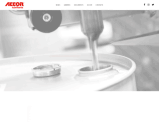 accoroil.com screenshot