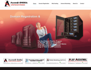 accosoftindia.com screenshot