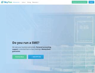 account-direct.com screenshot
