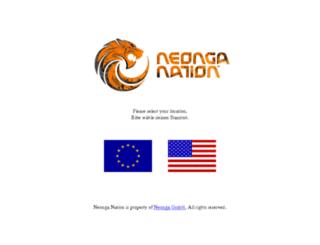 account.neonga-nation.com screenshot