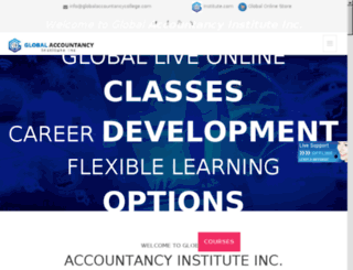 accountancyquiz.com screenshot