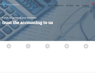 accountant-egypt.com screenshot