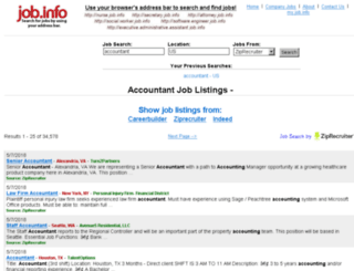accountant.job.info screenshot
