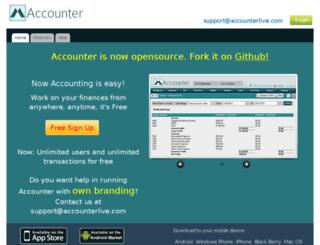 accounterlive.com screenshot
