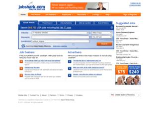 accounting.jobshark.com screenshot