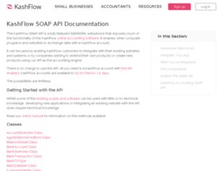 accountingapi.com screenshot
