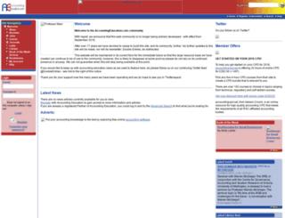 accountingeducation.com screenshot