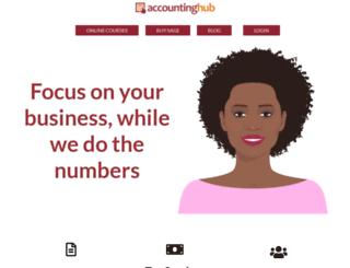 accountinghub.ng screenshot