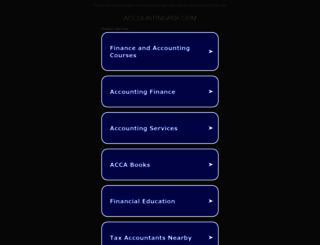 accountingpdf.com screenshot