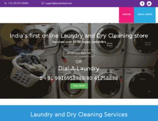accounts.laundrokart.com screenshot