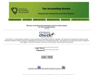 accr.allentrack.net screenshot