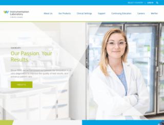 accriva.com screenshot