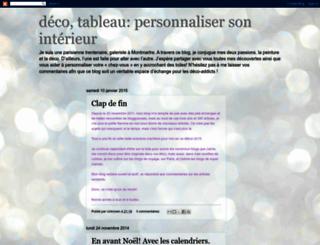 accrocherunetoile.blogspot.fr screenshot