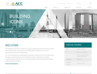 accsal.com screenshot