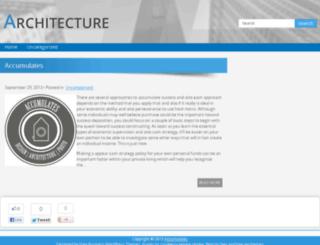 accumulates.org screenshot