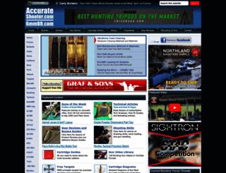 accurateshooter.com screenshot