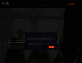ace-electronic.fr screenshot