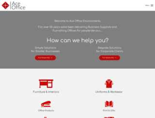 ace-office.co.uk screenshot