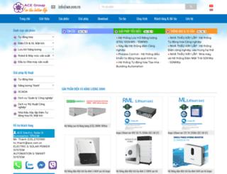ace.com.vn screenshot
