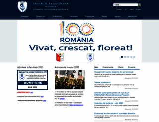 ace.ucv.ro screenshot
