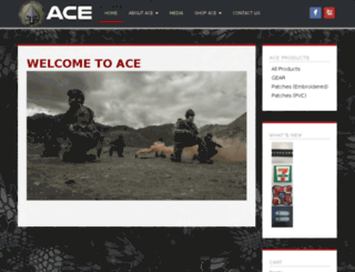 aceairsoft.com screenshot