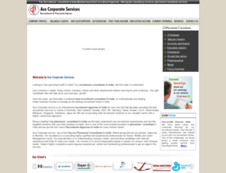 acecorpsers.com screenshot