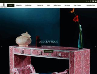 acecraftique.com screenshot