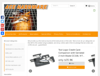 acehardware.info screenshot