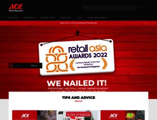 acehardware.ph screenshot