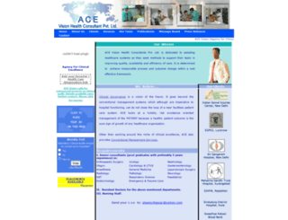 acehealthconsultants.com screenshot