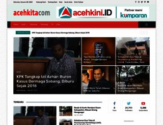 acehkita.com screenshot