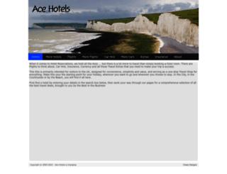 acehotels.com screenshot