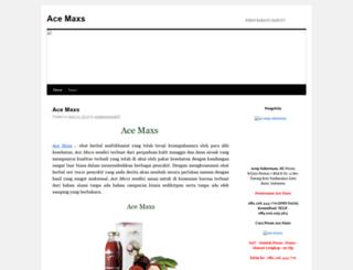 acemaxsprodukterbaik.wordpress.com screenshot