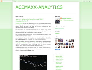 acemaxx-analytics-dispinar.blogspot.com screenshot