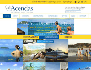 acendas.vptechgroup.com screenshot