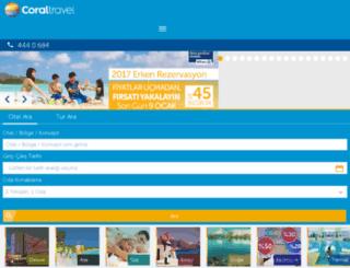 acente.odeontours.com.tr screenshot