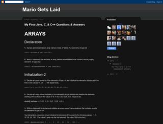 aceofbaseprogrammer.blogspot.com screenshot